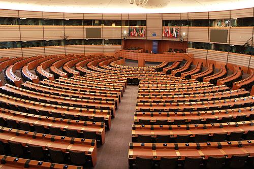 Europaparlament - Dima Konsewitch