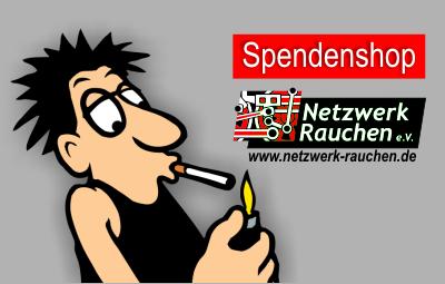 Spendenshop Netzwerk Rauchen e.V.
